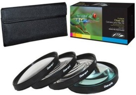 PLR Optics 67Mm +1 +2 +4 +10 Close-Up Macro Filter Set With Pouch For The Canon Close-up Filter