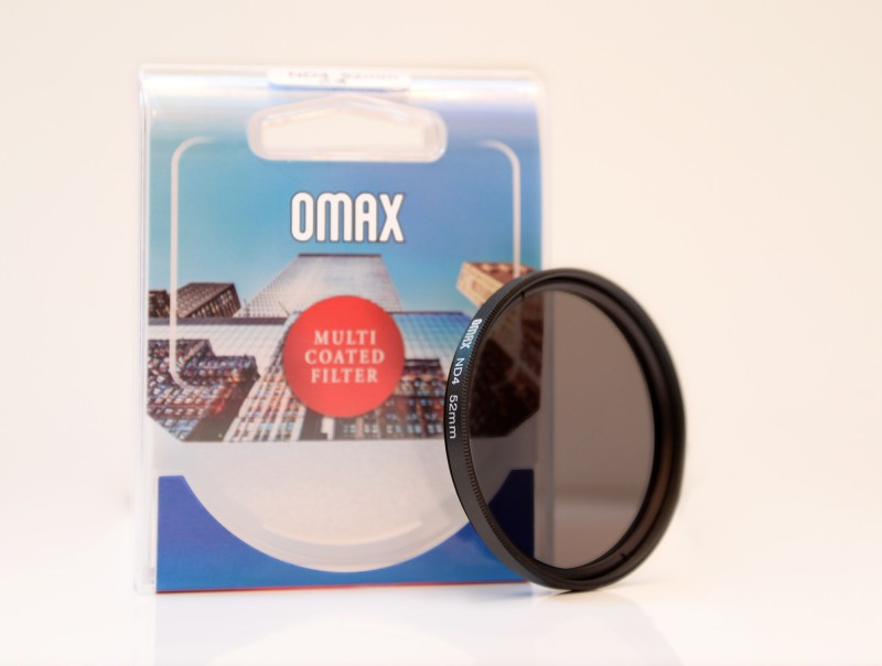 Omax 52mm MC ND-4 For Nikon 18-55mm VR Lens ND Filter 52mm MC ND-4 For Nikon 18-55mm VR Lens