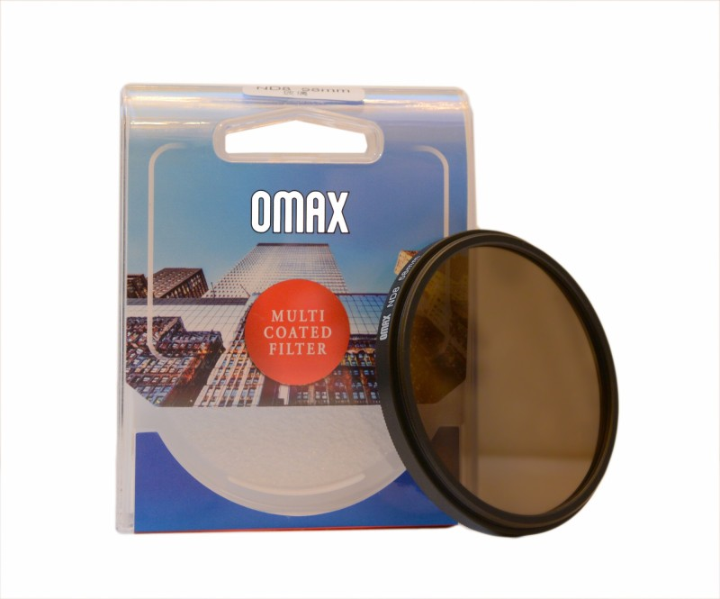 Omax 58mm Multi-Coated ND-8 ND Filter 58mm Multi-Coated ND-8