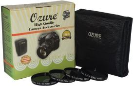 ozure ND Filter kit 52mm Set of 4pc ND Filter(52 mm)