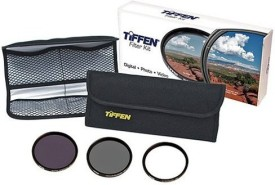 Tiffen Digital Essentials Filter Kit For 77Mm Filter Polarizing Filter (CPL)