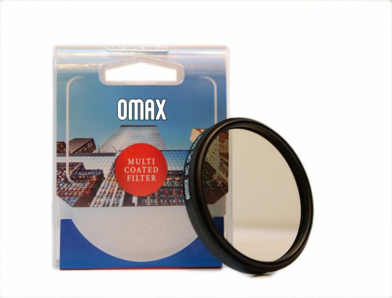Omax 58mm Multi-Coated Polarizing Filter (CPL) 58mm Multi-Coated