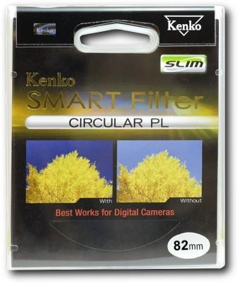 Kenko Smart Circular Pl Slim Polarizing Filter (CPL)(82 mm)