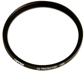 Tiffen 40.5Mm Uv Protection Filter- Clear UV Filter