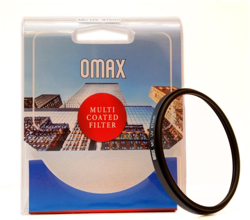 Omax 67mm Multi-Coated UV For Nikon AF-S DX Nikkor 18-140mm VR Lens UV Filter 67mm Multi-Coated UV For Nikon AF-S DX Nikkor 18-140mm VR Lens