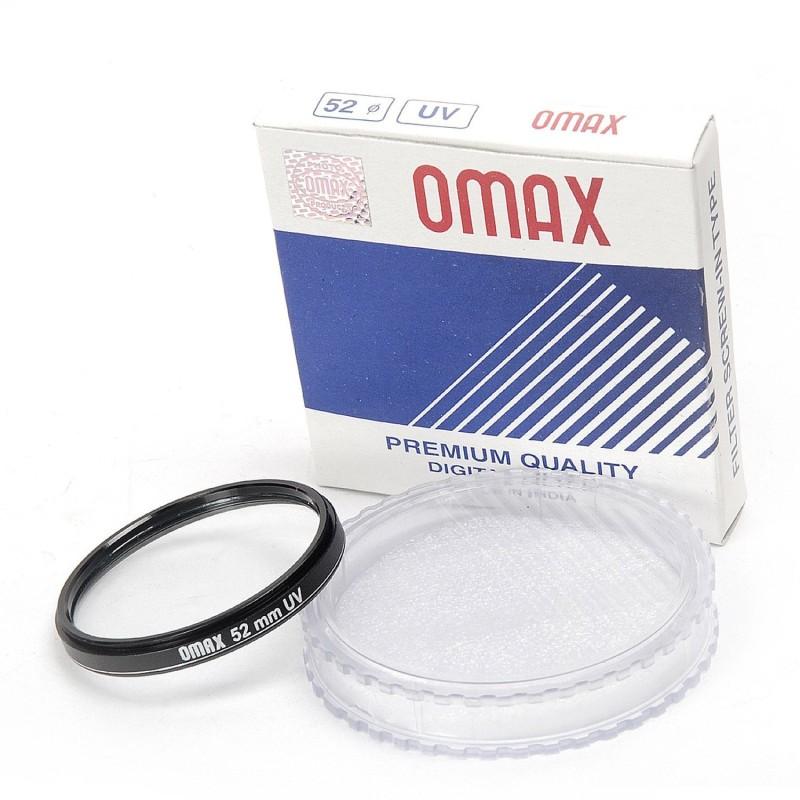 Omax 52mm For Af Nikkor 50mm F/1.4d UV Filter 52mm For Af Nikkor 50mm F/1.4d