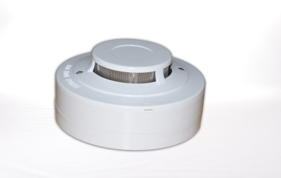 AGNI OPTICAL SMOKE DETECTOR Smoke and Fire Alarm(Ceiling Mounted)
