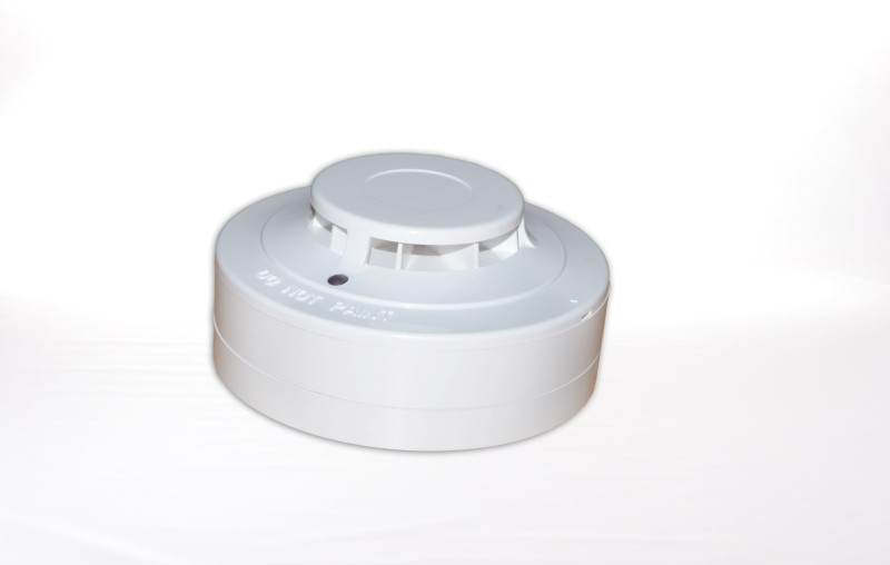 AGNI OPTICAL HEAT DETECTOR Smoke and Fire Alarm(Ceiling Mounted)