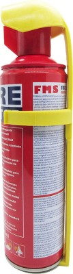 Big Impex FMS-23 Fire Extinguisher Mount(0.5 kg)