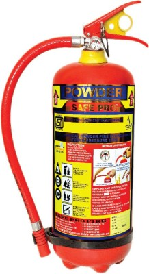 Safe pro ABC 6Kgs Fire Extinguisher Mount(6 kg)
