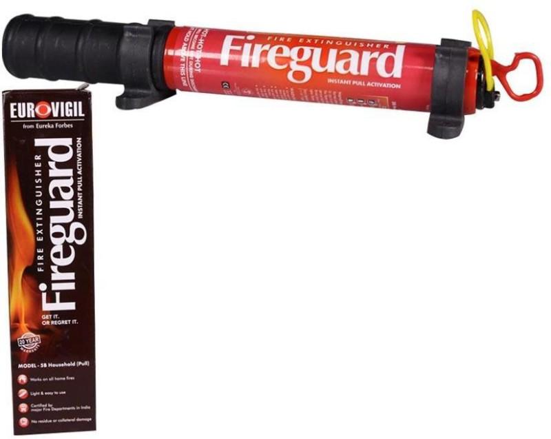 Eureka Forbes Fireguard 5B Fire Extinguisher Mount(0.200 kg)