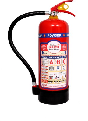 SARVOTTAM GURUDEV PALLADIUM AGNI ABC - 6KG FIRE EXTINGUISHER Fire Extinguisher Mount(6 kg)