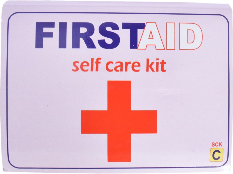 Jilichem SCK-c First Aid Kit(Home, Vehicle)