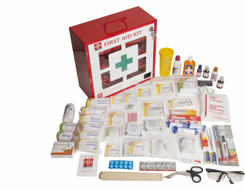 ST JOHNS FIRST AID SJF M2 First Aid Kit(Workplace)