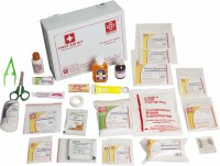 ST JOHNS FIRST AID SJF V2 First Aid Kit(Workplace, Vehicle)