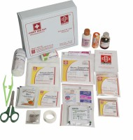 ST JOHNS FIRST AID SJF V3 First Aid Kit(Workplace, Vehicle)
