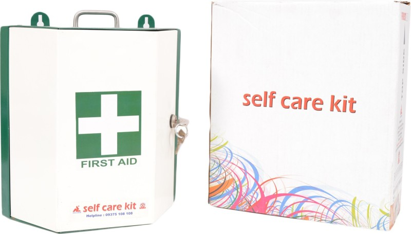 Jilichem SCK10 First Aid Kit(Vehicle, Workplace)
