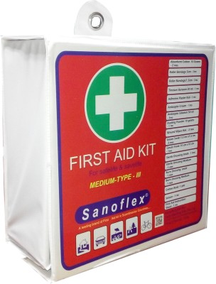 SANOFLEX GPVBIII First Aid Kit