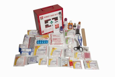 ST JOHNS FIRST AID SJF M4 First Aid Kit