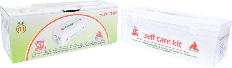 Jilichem SCK-01 First Aid Kit(Vehicle, Home)