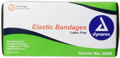 Dynarex Elastic Bandage First Aid Tape(Pack of 10)