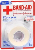 Johnson & Johnson First Aid Cloth Tape F...