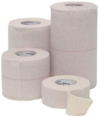 Johnson & Johnson Elastikon Roll First Aid Tape(Pack of 1)
