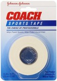 Johnson & Johnson Coach Sports Tape Firs...