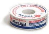 Johnson & Johnson Waterproof Tape First ...