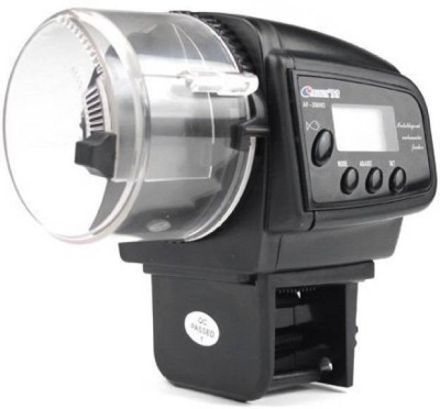 Alfa Mart FD-001 Digital Automatic and Manual Fish Feeder(200 g)
