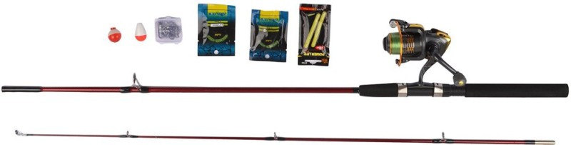 Always Sporty 7FTZA2000 7 Ft ZA2000 Fishing Rod(214 cm 1 kg)