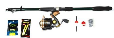 Always Sporty TelescopicZA3000 Telescopic 8FT ZA300 Fishing Rod