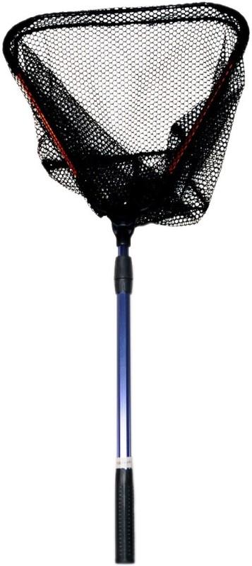 kiehberg Telescopic Folding Landing Net Telescopic Folding Landing Net Fishing Rod(60 cm 2 kg)