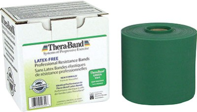 Thera-Band Heavy 25 Yards Latex Free Resistance Band