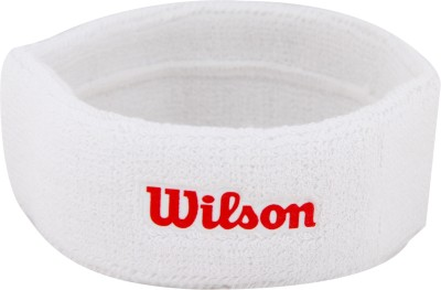 Wilson Head Fitness Band(White, Pack of 1)