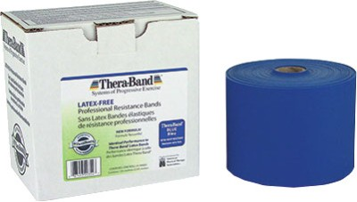 Thera-Band Extra Heavy 25 Yards Latex Free Resistance Band