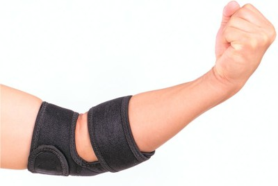 Noova Elbow Support Sleeve Wrap Guard for Sports Activity Fitness Band