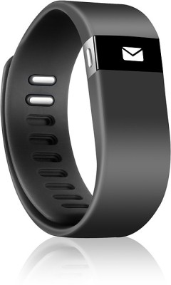 Fit Go Smart Wristband Sleep & Activity Tracker Black Fitness Band