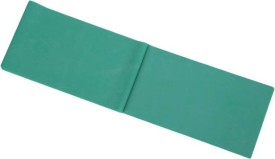 HealthTrack Exercise Resistance Band(Green, Pack of 1)