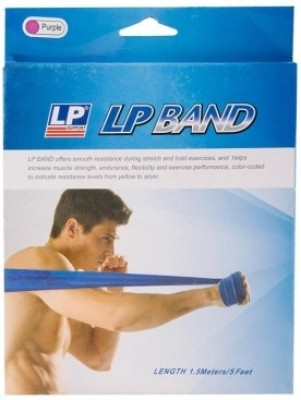 LP Fitness Accessories Resistance Band