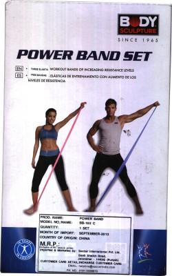 Body Sculpture Power Band Set
