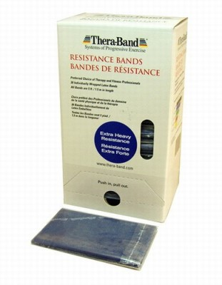 Thera-Band Extra Heavy Latex Resistance Band