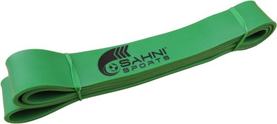 Sahni Sports Power Strength Heavy Fitness Band(Green, Pack of 1)