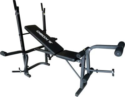 Kobo Multi Exercise Weight Lifting Multipurpose Fitness Bench