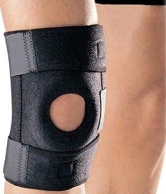 Plyr Knee cap Fitness Grip(Black)