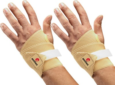 Omtex Adjustable Hand/Thumb Support Fitness Grip
