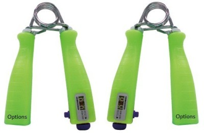 Options Grippers Fitness Exercise Arm Train Strength Wrist Builder Hand Grip