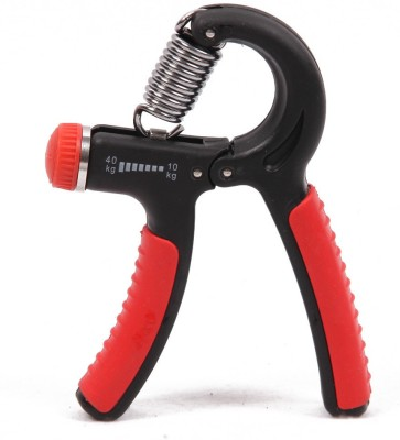 Imported Adjustable Power Hand Grip(Red, Black)