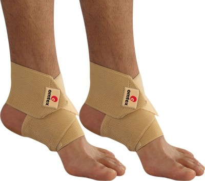Omtex Adjustable Ankle Support Fitness Grip