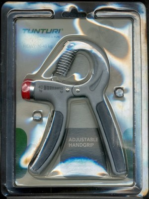 Tunturi Adjustable Hand Grip Hand Grip